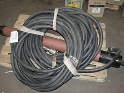 Пневмопробійник для проколу під дорогою д. 130 і 200 мм