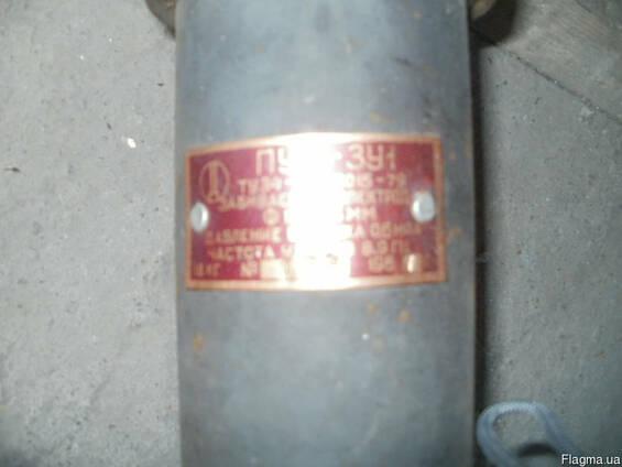 Пневмоударная машина пум 3у1