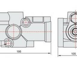 Пневмоуправляемый гидравлический клапан c вентилем - фото 3