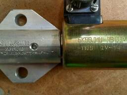 Пневмовентили ВВ-32ш, ВВ351(110-220в) цена договорная - фото 2