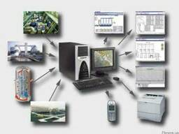 ПО для контроля и управления насосными станциями AquaVision