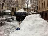 Почистить снег вручную, уборка и вывоз снега - фото 1