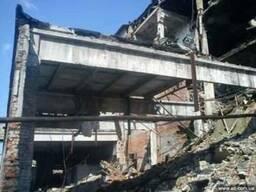 Под демонтаж цеха, помещения, склады, фермы, ангары