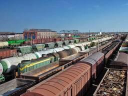 Подача вагонов ЦТЛ (зерновозы, Одесская жд. )
