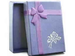 Подарочная коробочка под Брелок гос. номер (разные цвета)