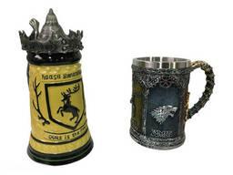 Подарочный набор Кружка Game Of Thrones House Герб Баратеонов Игра Престолов и Кружка. ..