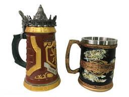 Подарочный набор Кружка Game Of Thrones House Lannister и Кружка Игра Престолов Семь. ..