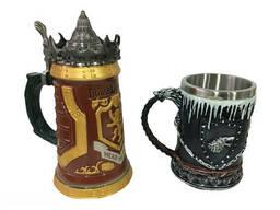Подарочный набор Кружка Game Of Thrones House Lannister и Кружка има Близко Winter Is. ..