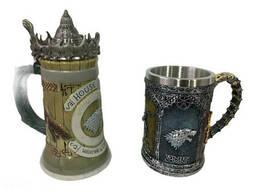 Подарочный набор Кружка Game Of Thrones House Stark Игра Престолов Дом Старков и Game. ..