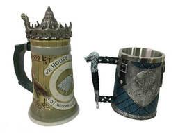 Подарочный набор Кружка Game Of Thrones House Stark Игра Престолов Дом Старков и King. ..