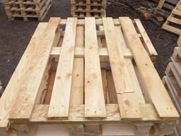 Поддон деревянный. 800х1200 новый до 1200кг