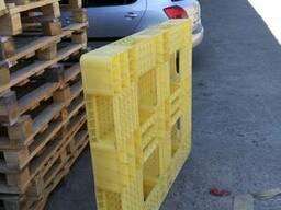 Поддон пластиковый 1100х1300