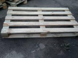 Дешево продам поддоны деревянные 1400х800 мм.