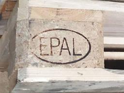 Поддоны б/у Epal