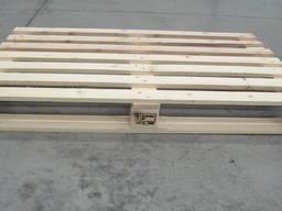 Поддоны деревянные 1200*1000