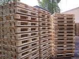 Поддоны деревянные, европоддоны - фото 1