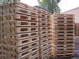 Поддоны деревянные, европоддоны