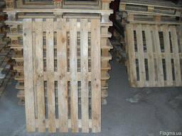 Поддоны деревянные-днепр склад