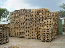 Поддоны деревянные, европоддоны . Евротара-Харьков