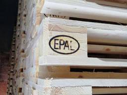 Поддоны, EPAL, pallets, паллетная заготовка