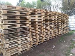 Поддоны (Палеты) деревянные