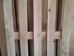 Поддоны паллеты деревянные