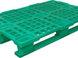 Поддоны полимерные, поддоны пластиковые 1200х800 - фото 3