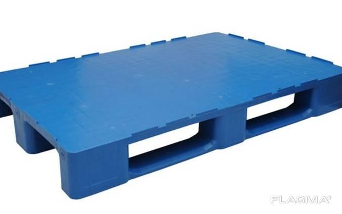 Поддоны полимерные, поддоны пластиковые 1200х800