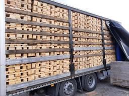 Поддоны UIC на экспорт