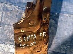 Подьем крыла порога 71504-2BB10 на Hyundai Santa FE 06-09 (Х