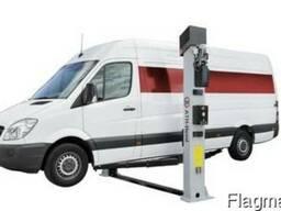 Подъемник автомобильный для микроавтобусов 4т АТН 2.4Н3-L