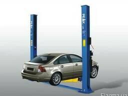 Подъемник автомобильный электрогидравлический