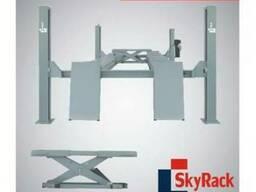 Подъемник четырехстоечный для ремонта SkyRack sr 4050
