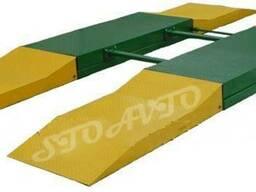 Подъемник для шиномонтажа ПП-1, пневмоплатформа для шиномонта