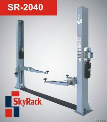 Двухстоечный электрогидравлический подъемник SkyRack 2040