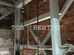Подъемник грузовой, строительный, мачтовый, шахтный - фото 7