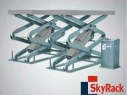 Подъемник ножничный SkyRack SR-3035
