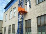 Электрический консольный строительный подъемник для грузов - фото 3