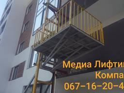 Подъемник строительный мачтовый от производителя (Украина) - фото 4