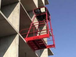Подъемник строительный ПС 2000 с радиоуправлением - фото 3