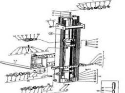 Подъемное устройство на погрузчики ДВ-1621 и ДВ-1661