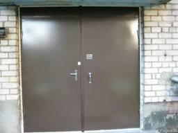 Подъездные и подвальные двери от производителя.