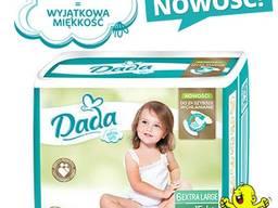 Подгузники Дада Софт. Dada Extra Soft. Extra Care. Оптом