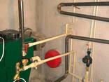 Подключение твердотопливных котлов, монтаж отопления - фото 3