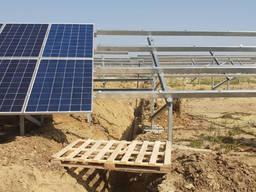 Подконструкции под солнечные батареи