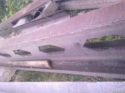Подкрановая балка М55 длина 10, 5 - 11 м. Тельфер г/п: 1, 5т,