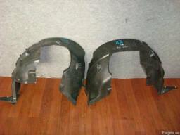 Подкрыльники Fiat 500L 12-14 б/у