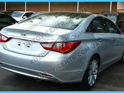 Подкрылок задний (задняя часть) правый Hyundai Sonata YF '10-14 (FPS)
