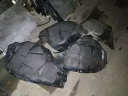 Подкрылок защита Opel Astra J GTC 13279497 13279496
