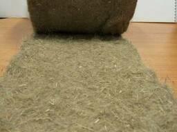 Подложка натуральная ЭКО под ламинат, линолеум, теплый пол